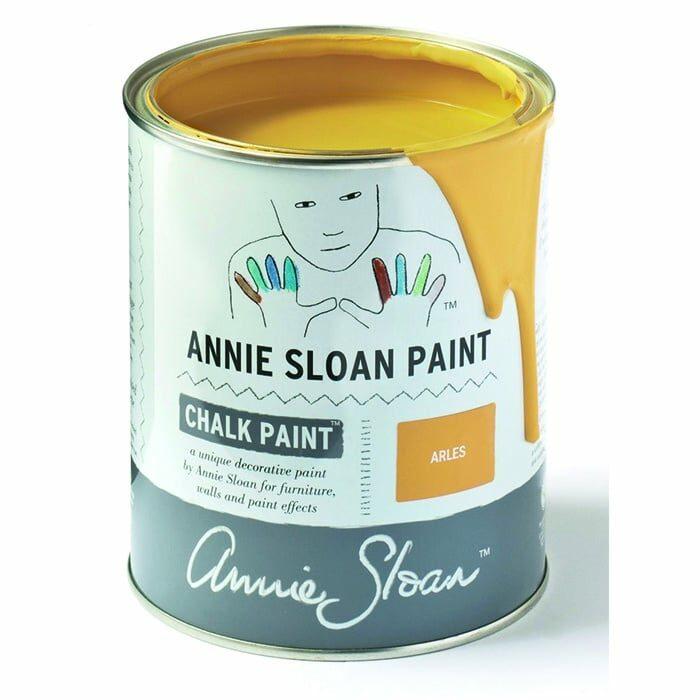 Annie Sloan Kreidefarbe senfgelb – Arles