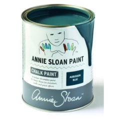 Sloan Kreidefarbe petrolblau – Aubusson Blue