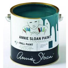 Annie Sloan Wandfarbe petrolblau – Aubusson Blue
