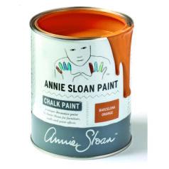 Annie Sloan Kreidefarbe orange – Barcelona Orange