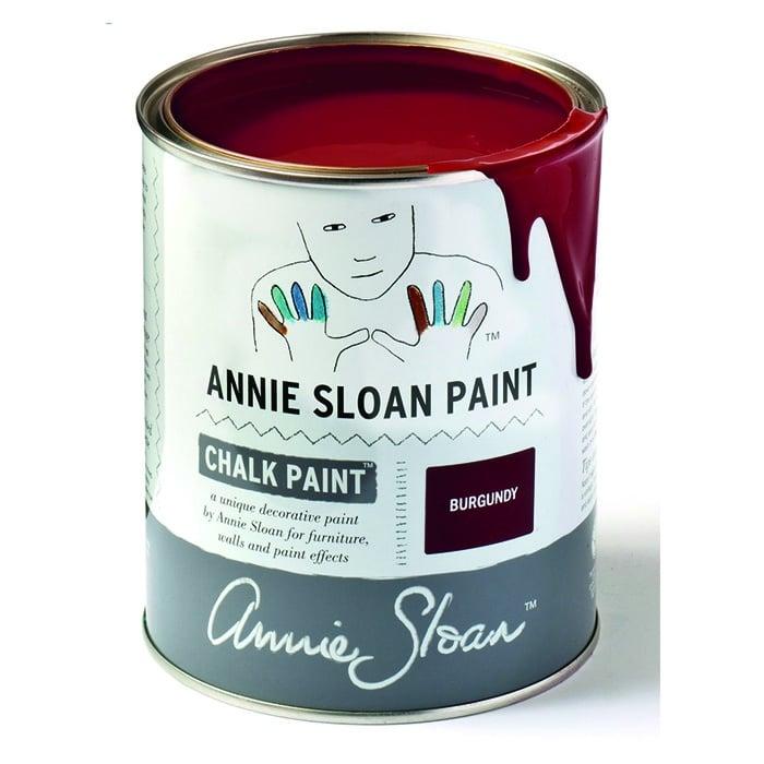 Annie Sloan Kreidefarbe kirschrot – Burgundy