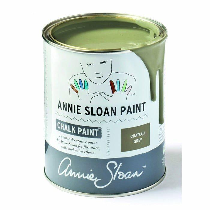 Annie Sloan Kreidefarbe olivgrau – Chateau Grey