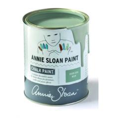 Annie Sloan Kreidefarbe graugrün – Dark Egg Blue