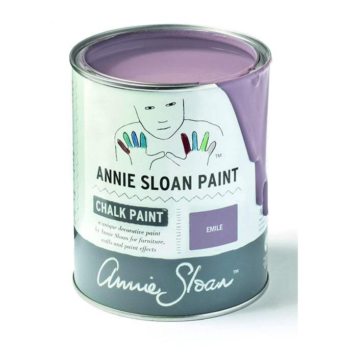 Annie Sloan Kreidefarbe flieder – Emile