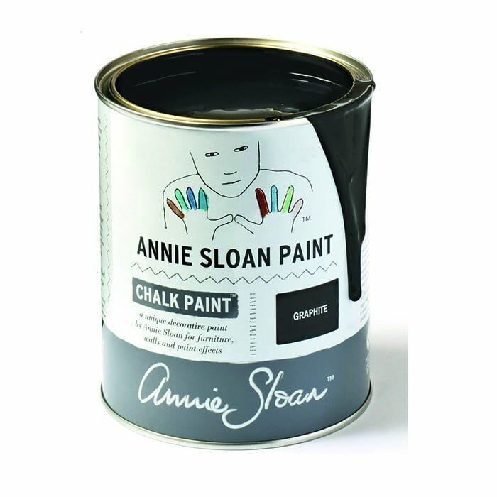 Annie Sloan Kreidefarbe graphit – Graphite