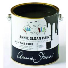 Annie Sloan Wandfarbe graphit – Graphite