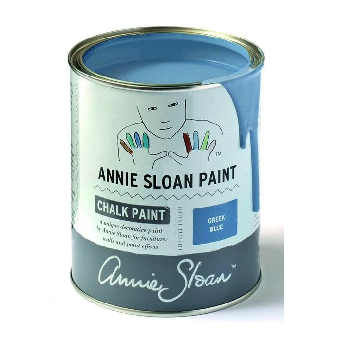 Annie Sloan Kreidefarbe griechisch blau – Greek Blue
