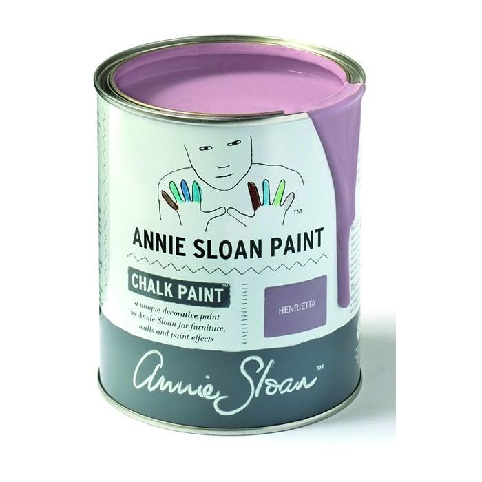 Annie Sloan Kreidefarbe altrosa – Henrietta