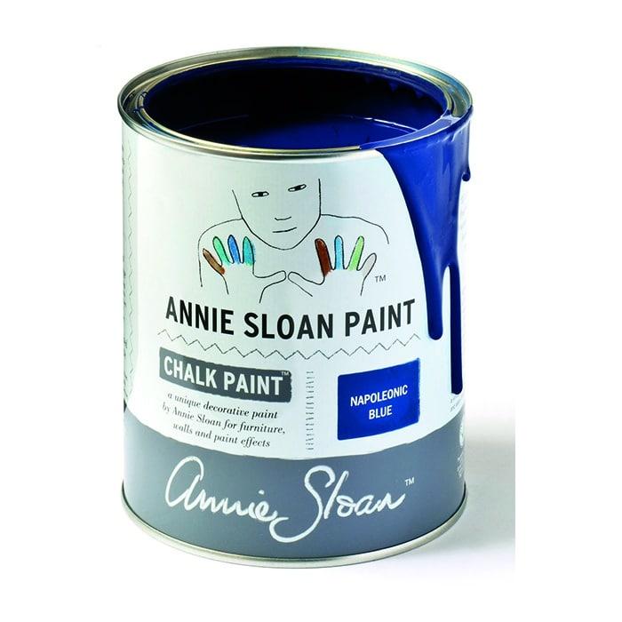 Annie Sloan Kreidefarbe tiefblau – Napoleonic Blue