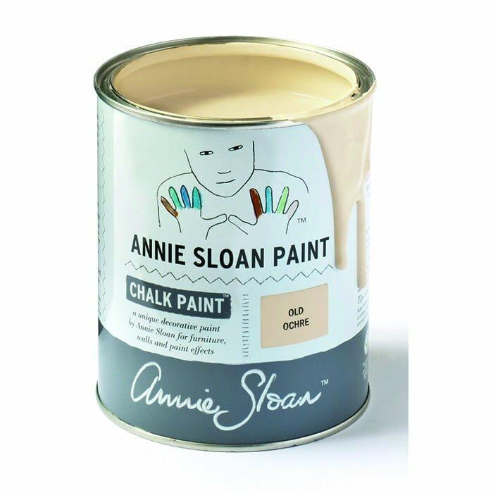 Annie Sloan Kreidefarbe helles beige – Old Ochre