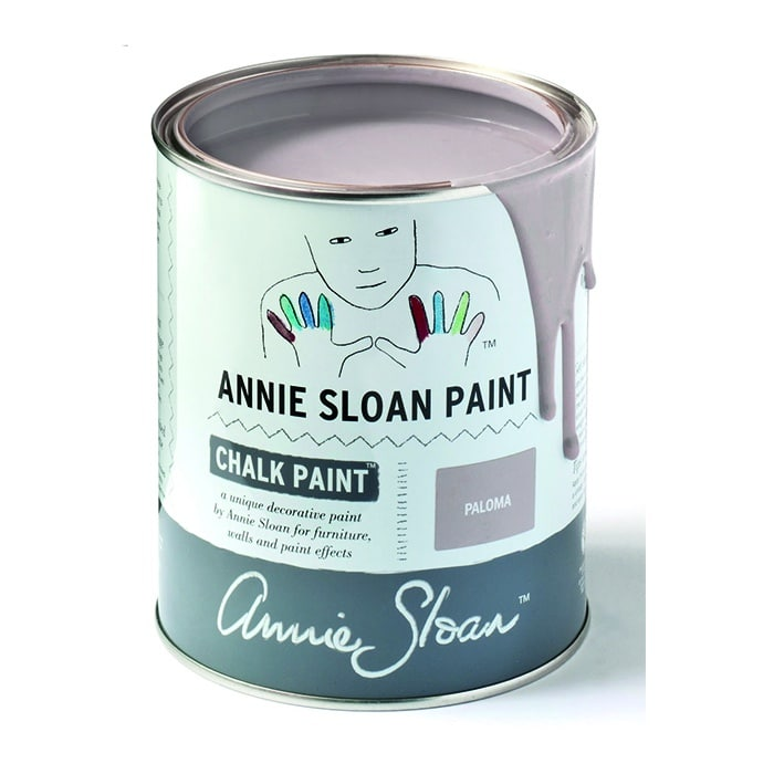 Annie Sloan Kreidefarbe graurosa – Paloma