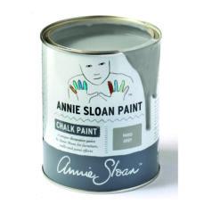 Annie Sloan Kreidefarbe grau – Paris Grey