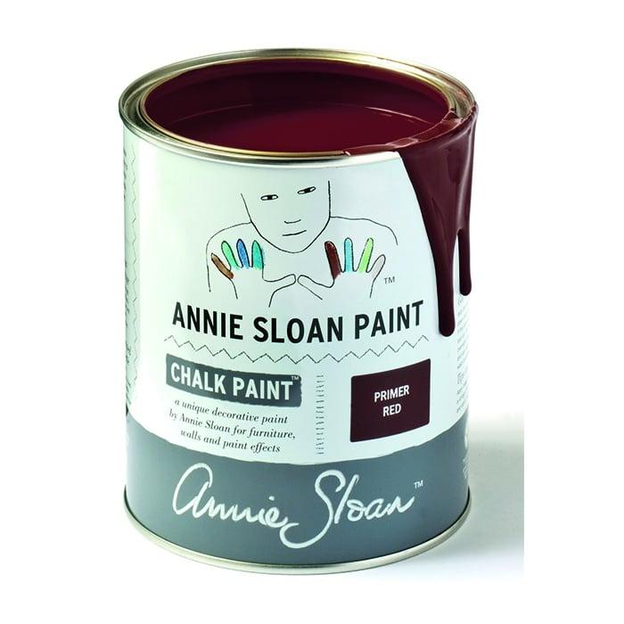 Annie Sloan Kreidefarbe dunkelrot – Primer Red