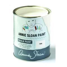 Annie Sloan Kreidefarbe weiß – Pure White