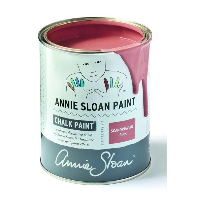 Annie Sloan Kreidefarbe lachs – Scandinavian Pink