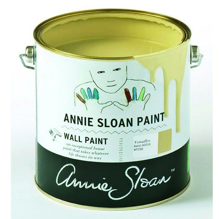 Annie Sloan Wandfarbe beige – Versailles