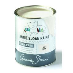 Annie Sloan Kreidefarbe altweiß – Old White