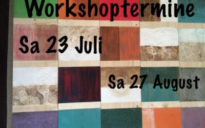 Basisworkshops im Juli & August