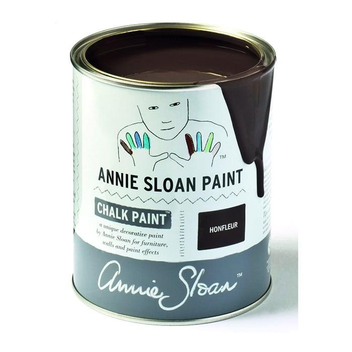 Annie Sloan Kreidefarbe schokobraun – Honfleur