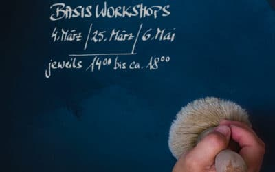 Chalk Paint Basis-Workshops