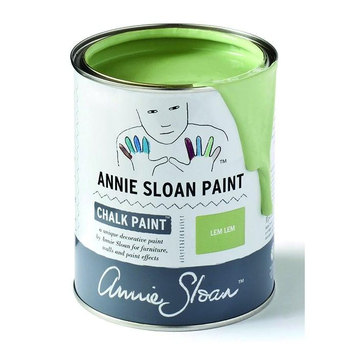 Annie Sloan Kreidefarbe lindgrün – Lem Lem