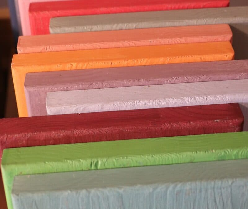 Chalk Paint Basis-Workshop