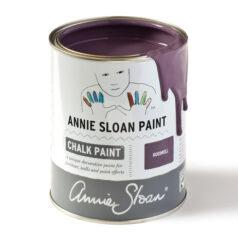 Annie Sloan Kreidefarbe pflaume – Rodmell