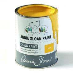 Annie Sloan Kreidefarbe sonnengelb – Tilton