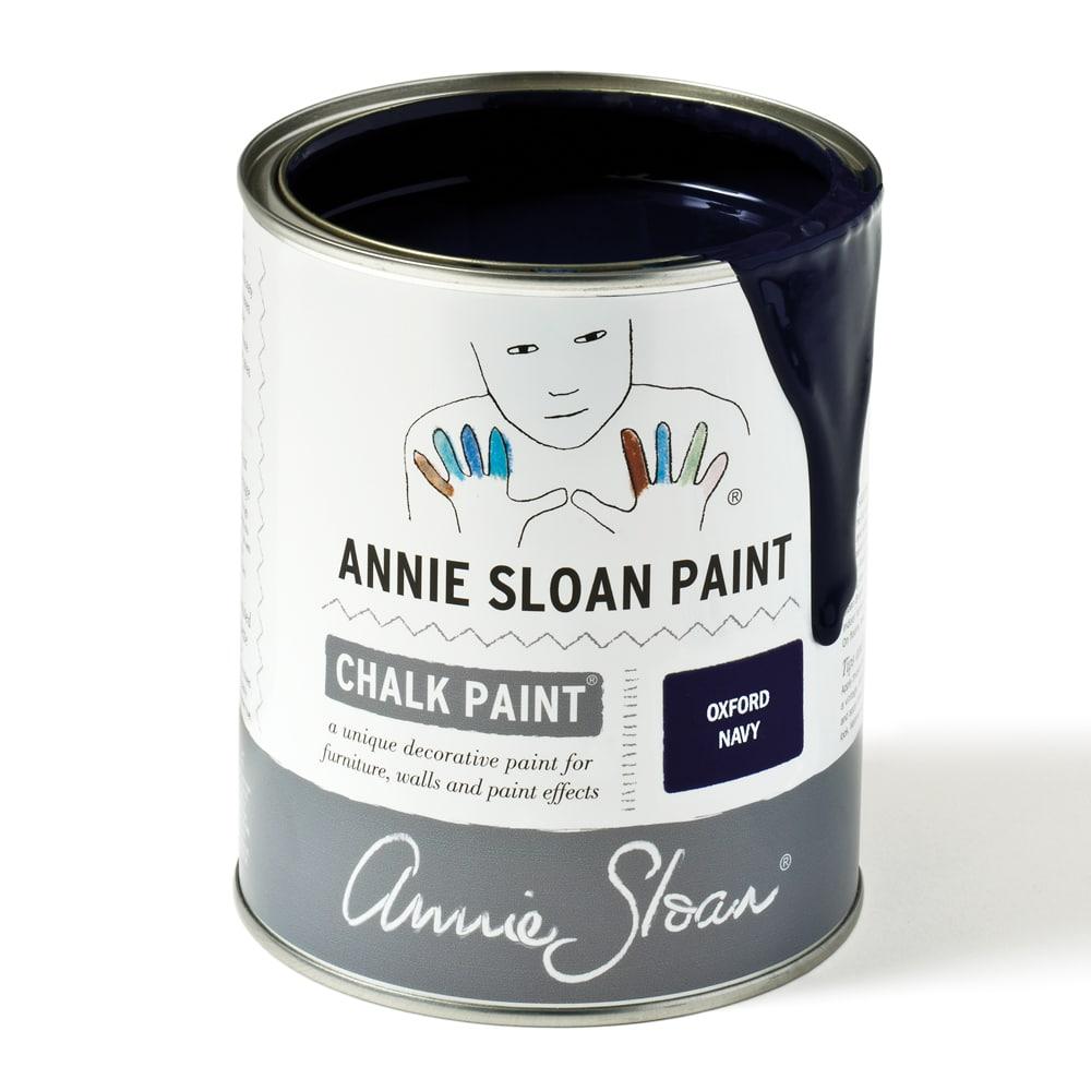 Annie Sloan Kreidefarbe mitternachtsblau – Oxford Navy