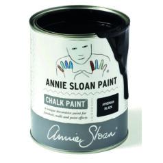 Annie Sloan Kreidefarbe schwarz – Athenian Black