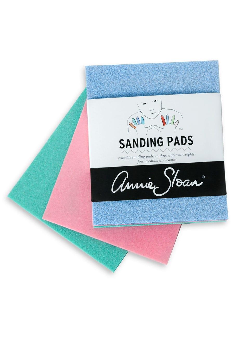 Schleifkissenset – Annie Sloan Sanding Pads