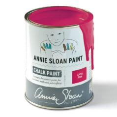 Annie Sloan Kreidefarbe pink - Capri Pink